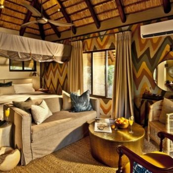 Sabi Sabi Little Bush Camp Accommodation Suite